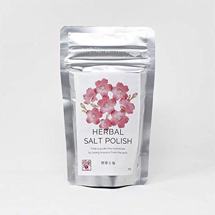 自信があるシンプルなローブプレマシャンティ 野草と塩(オーラルケア)30g