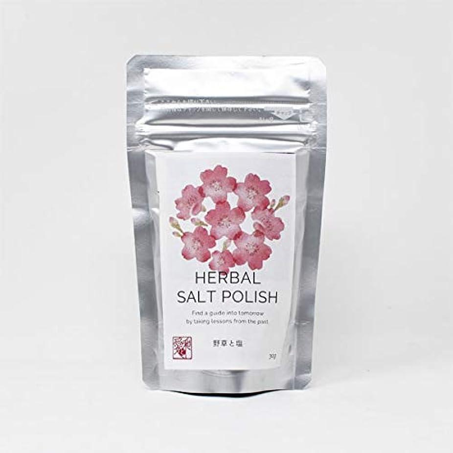 嘆願健康的処理するプレマシャンティ 野草と塩(オーラルケア)30g