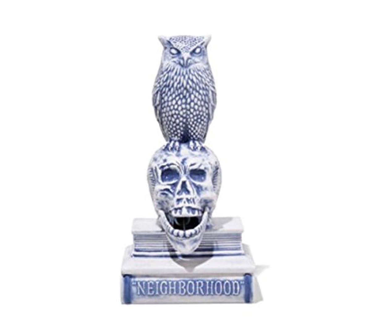 探す可塑性墓18SS NEIGHBORHOOD OWL-B / CE-INCENSE CHAMBER お香立て