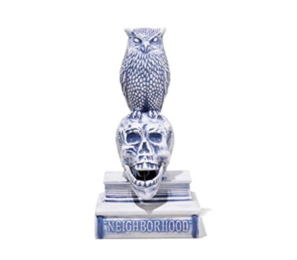 バックアップアンテナ合体18SS NEIGHBORHOOD OWL-B / CE-INCENSE CHAMBER お香立て