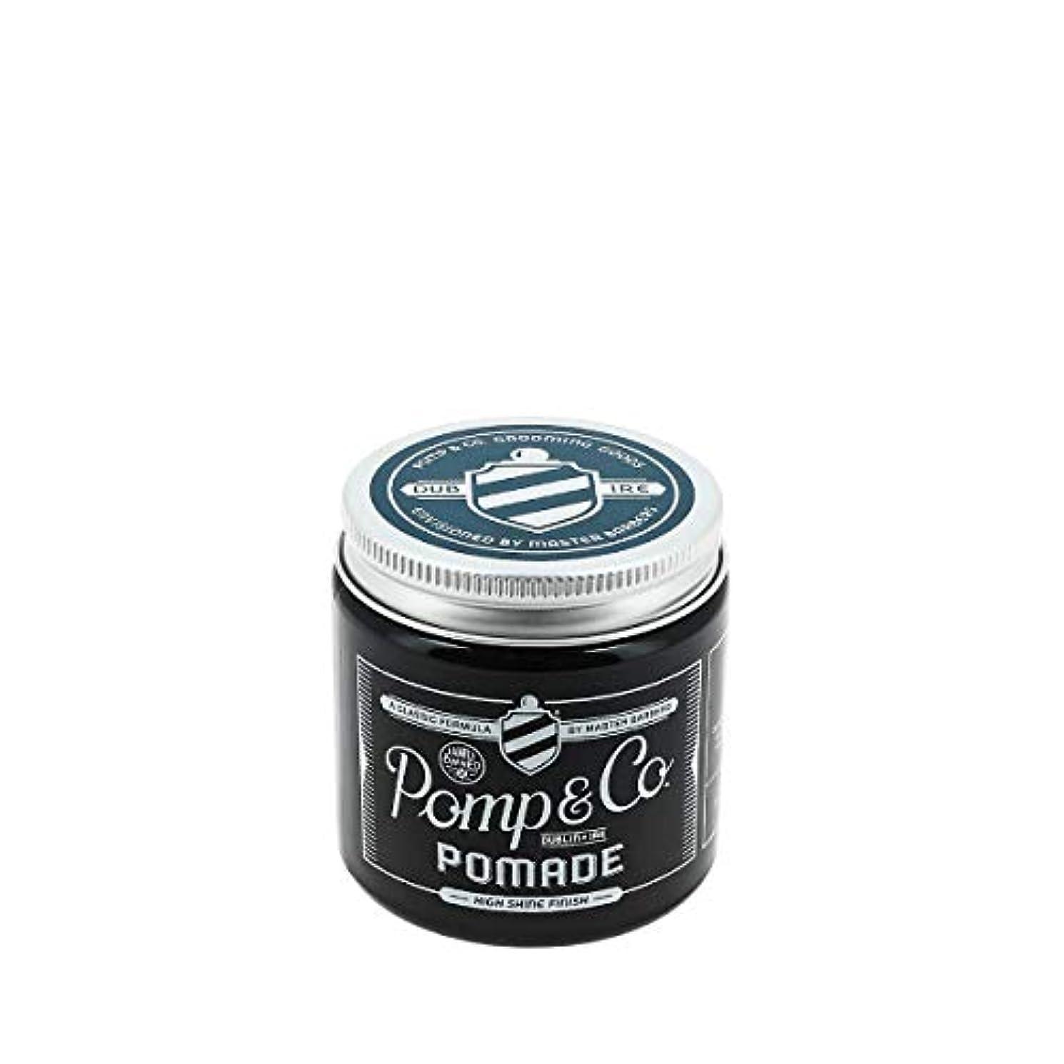 不足コットン初期のPomp & Co ポマード 120ml[海外直送品] [並行輸入品]