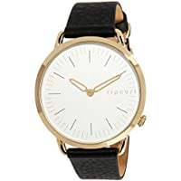 Rip Curl Women's Super Slim Leather Watch Stainless Steel Waterproof White