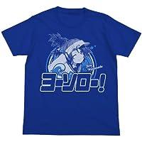 ラブライブ!サンシャイン!! 渡辺曜 エモーショナルTシャツ ロイヤルブルー Lサイズ