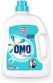 Omo Sensitive Laundry Liquid Detergent Front & Top Loade