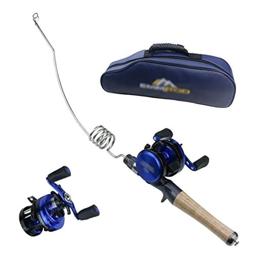 半球マキシムボーカル釣り道具 ストレッチスーツ 釣り コルクハンドル 海釣り 7+1 フィッシングリール ポータブルバッグ 釣り用具セット