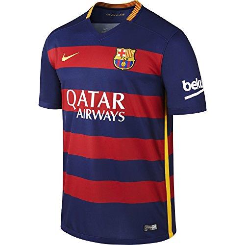 ナイキ(NIKE) FCバルセロナ DRI-FIT S/S ホーム スタジアムジ・・・