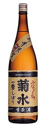 吟醸ふなぐち菊水一番しぼり 1800ml