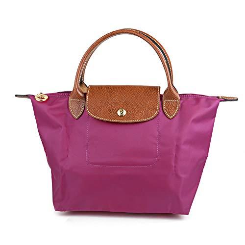 [ロンシャン] バッグ LONGCHAMP 1621 089 プリアージュ TOP HANDLE BAG S レディース ハンドバッグ [並行輸入品] (P10 DAHLIA)