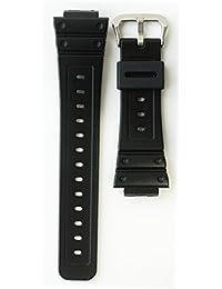 [カシオ]CASIO GW-M5600R,GW-M5610R 用ウレタンベルト(バンド) +バネ棒付き[時計]