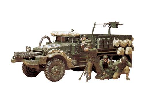 1/35 ミリタリーミニチュアシリーズ No.83 アメリカ陸軍 M21 モーターキャリヤー 35083