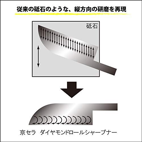 京セラ『電動ダイヤモンドシャープナーDS-38』