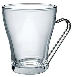 オスロ ガラスカップ 容量328ml 約φ8.9×10.7cm
