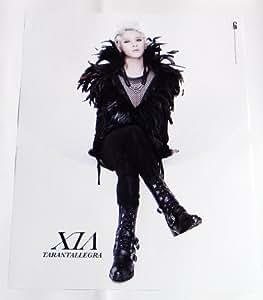 【ポスター】のみ【XIA JUNSU】【シア・ジュンス】【JYJ】【Tarantallegra】【Vol.1】 (ポスター専用ケースに入り) 42 x 55
