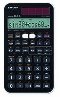 Sharp EL-510RNB Engineering/Scientific Calculator [並行輸入品]