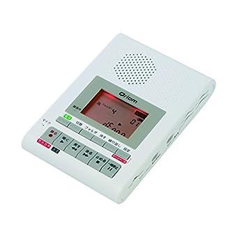 山善(YAMAZEN) 電話通話録音機(固定電話用) YVR-DR1