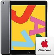 Apple iPad (10.2インチ, Wi-Fi, 32GB) - スペースグレイ(最新)とAppleCare+セット