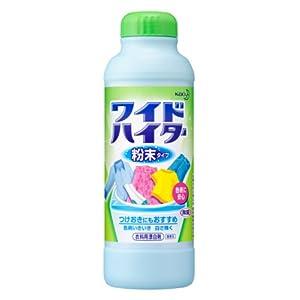 ワイドハイター 衣料用漂白剤 粉末 本体 750g