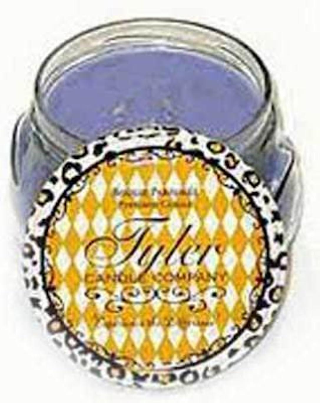 ペストリーファイター個人Tyler Candles - English Ivy Scented Candle - 11 Ounce 2 Wick Candle by Tyler Candle