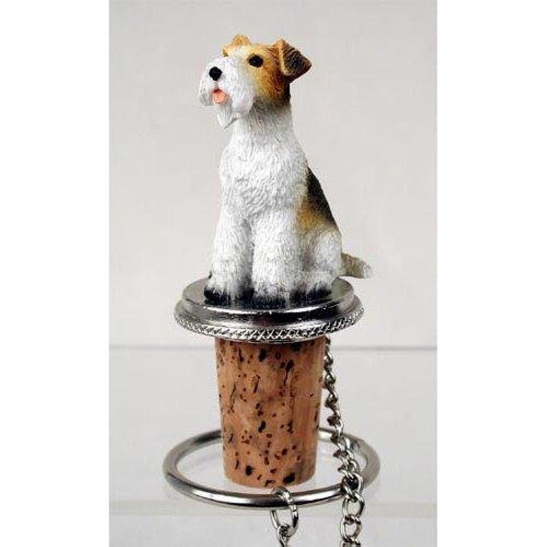 Wirehaired?フォックス?テリア犬のボトルBuddy ( 3 )