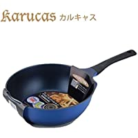 karucas(カルキャス) IH対応 いため鍋 28cm KR-7877(1023385)