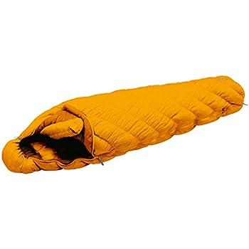 モンベル(mont-bell) 寝袋ダウンハガー800#2[最低使用温度-6度] サンフラワー R/ZIP SUF 1121290-SUF