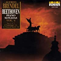 "BEETHOVEN:Piano Sonatas, Vol.4: Nos.2/3/7/8 ""Pathetique""/11/12/24"