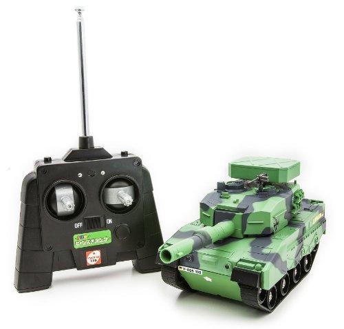 京商EGG ビーンズ (豆) タンク ドイツ重戦車・レオパルド