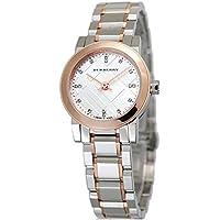 (バーバリー) BURBERRY 腕時計 レディース BURBERRY BU9214 シティ 時計/ウォッチ シルバー[並行輸入品]