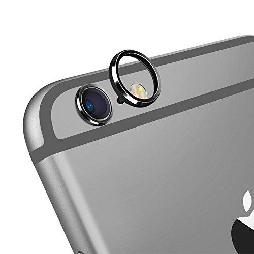ウェストポート iPhone 6/6s 用 カメラレンズ 保護リング 4.7inch
