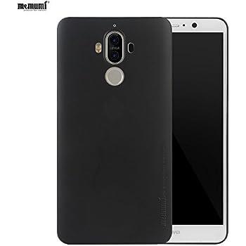 Huawei Mate9 ケース memumi® 0.3㎜の スリム・薄型 指紋防止 PP ケース ファーウェイ Mate9 ケース (ブラック)