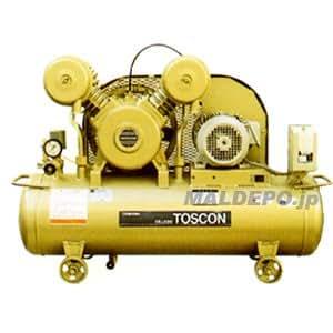 無給油式 エアコンプレッサ(圧力開閉器式) SLP85-22T