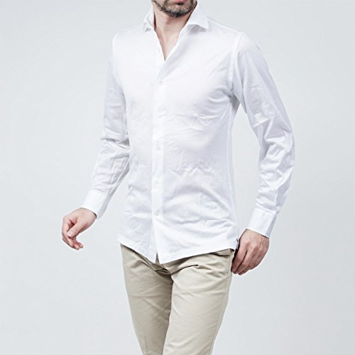 (バルバ) BARBA ワイドカラーシャツ/鹿の子シャツ/CULTO LA POLO