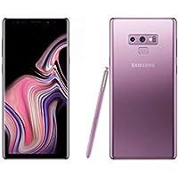 SAMSUNG Galaxy Note 9 / SM-N960N / 512GB / ギャラクシー スマートフォン/SIMフリー [並行輸入品] (Lavender Purple)