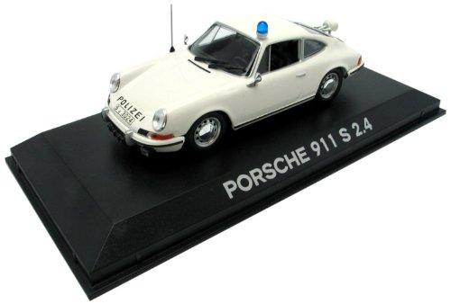 ノレブ 1/43 ポルシェ 911 S 2.4 パトカー