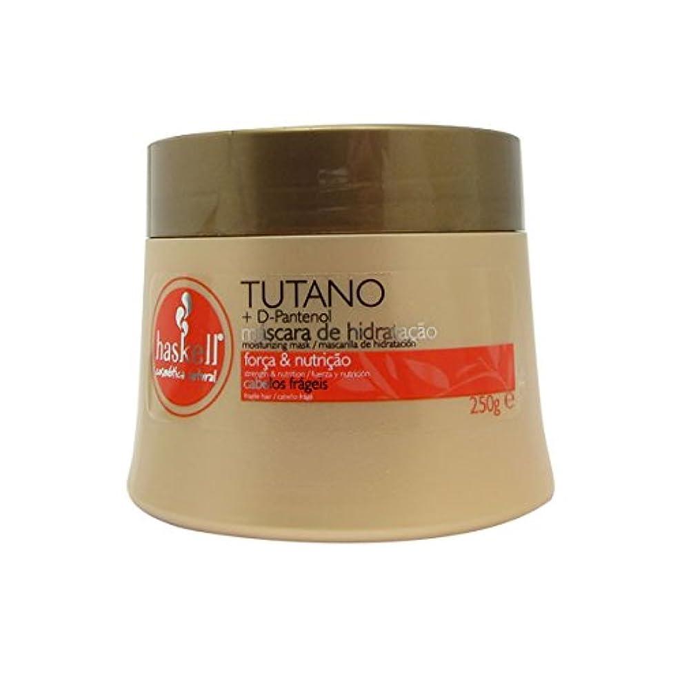 ファランクス暫定の脱臼するHaskell Tutano Hair Mask 250g [並行輸入品]