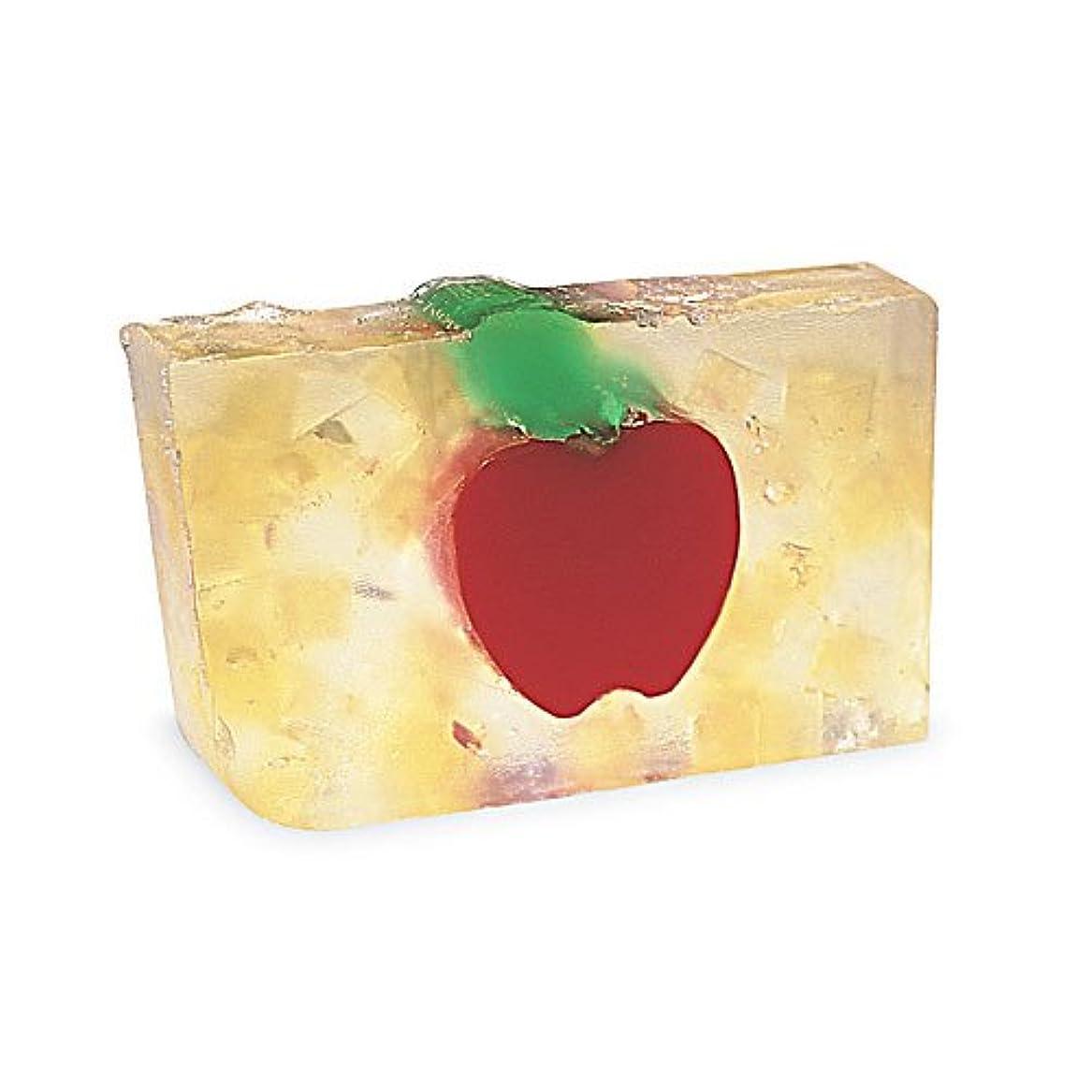 思慮のないウガンダ破裂プライモールエレメンツ アロマティック ソープ ビッグアップル 180g 植物性 ナチュラル 石鹸 無添加