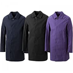 Mackintosh Dunoon ID: Navy, Black, Violet