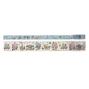 ポケモンセンターオリジナル マスキングテープセット Pokémon World Market
