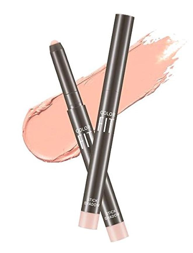 波豪華なパンチ#Pink Puree ミシャ カラーピットスティックシャドウ MISSHA Color Fit Stick Shadow [並行輸入品]