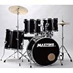 MAXTONE MX-116 BK ドラムセット