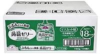 トップバリュー(TOPVALU) ぷるんとした食感 蒟蒻ゼリー マスカット味150g×24個(1ケース)