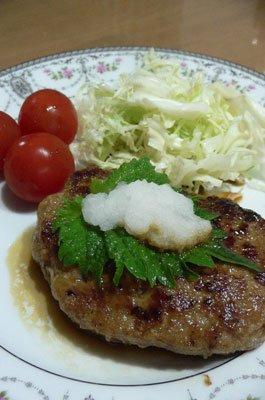 おからハンバーグ国産大豆使用のお手軽惣菜