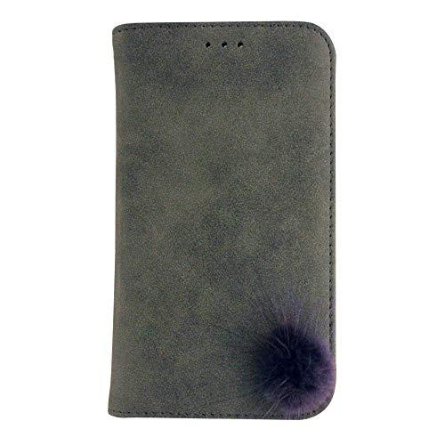 ROCOCO[samsung GALAXY S4 SC-04E SC04E ギャラクシー GALAXY4 対応 Flip Case] 手帳型ケース 全機種対応 全機種対応スマホケース フリップケース 携帯カバー 機種対応 スマホカバー GALAXYケース GALAXYカバー 手帳型 ケース 手帳 カバー 人気 かわいい おすすめ 丈夫 収納 カード ブーケ 花束 カード入れ Flip 携帯 シンプル カラープール Color 人気デザイン かわいい icカード入れ ギャラクシースマホケース DrakGray