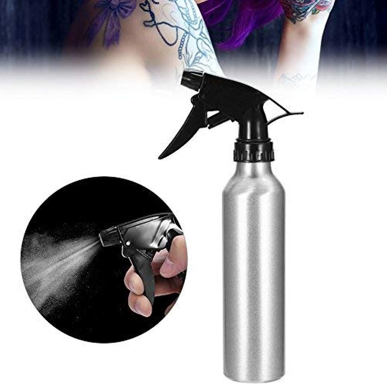 傷つきやすい秋私達ochunアルミスプレーボトル 250ml 霧吹き 入れ墨用 美容美髪用 タトゥースプレーボトル 耐久性(#2)