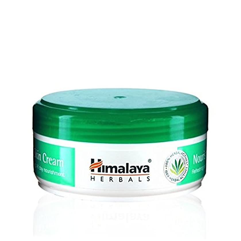 サンダース租界追放Himalaya Nourishing Skin Cream 250ml