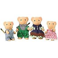 シルバニアファミリー 山ネズミ ファミリー セット Sylvanian Families Dormouse Family set
