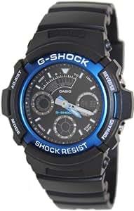 CASIO G-SHOCK(カシオ Gショック)腕時計 海外モデル デジアナウォッチ AW-591-2ADR ブルー [時計] 逆輸入品