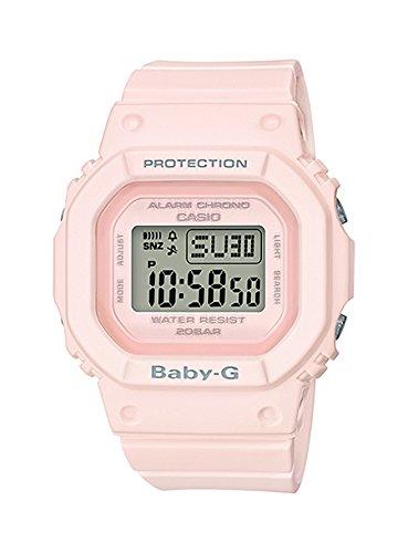 カシオ CASIO ベビーG BABY-G クオーツ レディース 腕時計 BGD-560-4 ピンク[並行輸入品]