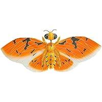 MiniオレンジSilk Bee Kite with Gift Box