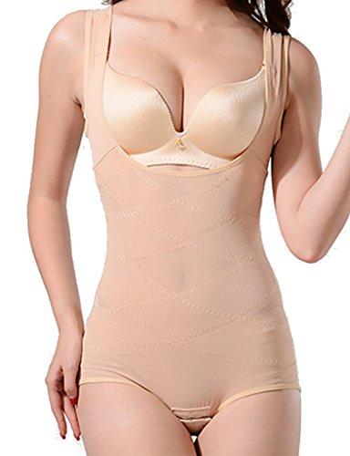 Hioffer(Haiofua)修正內衣產後護理超透氣夏普空氣內衣緊身衣褲的女士內胸圍達不成材飲食臀部向上